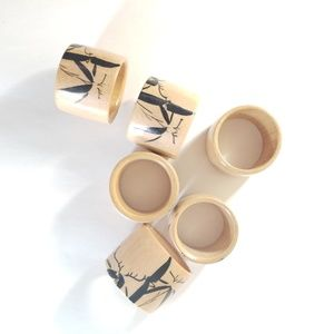 Other - Vintage Napkin Rings